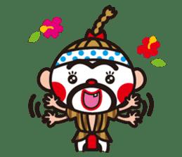 LOVE OKINAWA sticker #2097404
