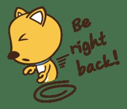 Bark (En) sticker #2097552