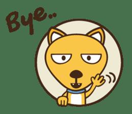 Bark (En) sticker #2097572