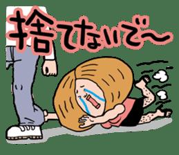 Kama-chan sticker #2098467