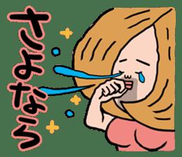 Kama-chan sticker #2098468