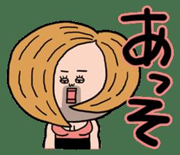 Kama-chan sticker #2098480