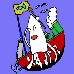oceandakuto of Bodacious  Mr.Squid