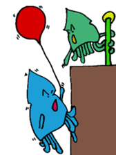 oceandakuto of Bodacious  Mr.Squid sticker #2098690