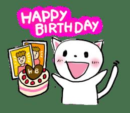 Cat likes Japanese idol sticker #2099621