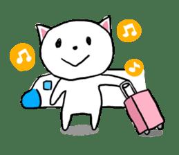 Cat likes Japanese idol sticker #2099636