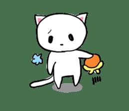 Cat likes Japanese idol sticker #2099640