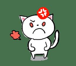 Cat likes Japanese idol sticker #2099642