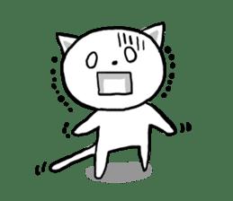 Cat likes Japanese idol sticker #2099643