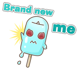 Ice ghost!  (English ver.) sticker #2099657