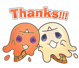 Ice ghost!  (English ver.) sticker #2099680