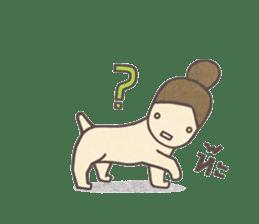 It's Boss Miga! by PAAN NITTA sticker #2099746