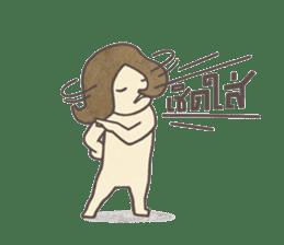 It's Boss Miga! by PAAN NITTA sticker #2099759
