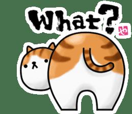 HIP ANIMALS English ver. sticker #2100941