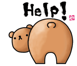 HIP ANIMALS English ver. sticker #2100944