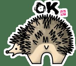 HIP ANIMALS English ver. sticker #2100945