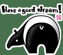 HIP ANIMALS English ver. sticker #2100955