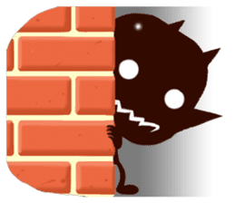 ghost storys  (Aga Oni) sticker #2101121