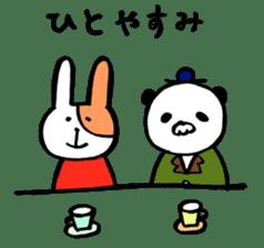 Bear Cafe sticker #2101996