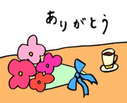 Bear Cafe sticker #2102005