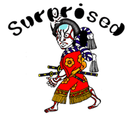 Welcome to the world of Kabuki![ENG] sticker #2102091