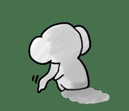 Boy elephant sticker #2102353