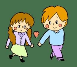 couple's sticker #2105954
