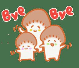 The English version of YASASHIMEJI sticker #2106919