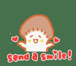 The English version of YASASHIMEJI sticker #2106920