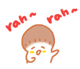 The English version of YASASHIMEJI sticker #2106930