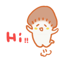 The English version of YASASHIMEJI sticker #2106932