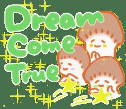 The English version of YASASHIMEJI sticker #2106950