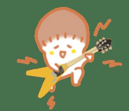 The English version of YASASHIMEJI sticker #2106951