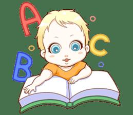 Dear Baby sticker #2107526
