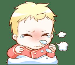 Dear Baby sticker #2107527