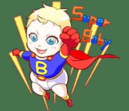 Dear Baby sticker #2107551