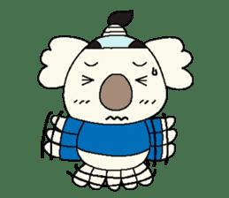Mage koala sticker #2108450
