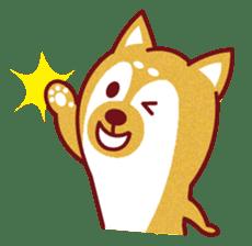 Shiba-Japanese dog! sticker #2110141