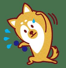 Shiba-Japanese dog! sticker #2110145