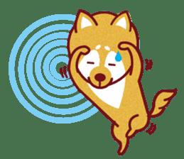 Shiba-Japanese dog! sticker #2110150