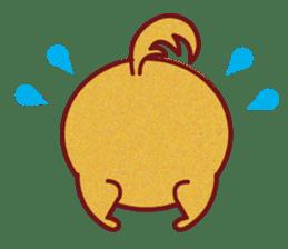 Shiba-Japanese dog! sticker #2110151