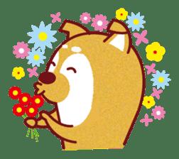 Shiba-Japanese dog! sticker #2110170
