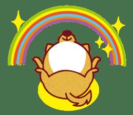 Shiba-Japanese dog! sticker #2110174