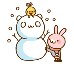 Marukyun Good friends sticker #2110324