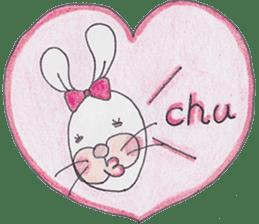 Happy enjoy Rabbit sticker #2110558