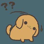 สติ๊กเกอร์ไลน์ Clever Toy Poodle