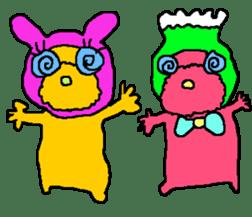 Toy poodle no.1 sticker #2111709
