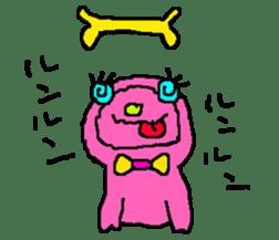 Toy poodle no.1 sticker #2111723