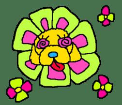 Toy poodle no.1 sticker #2111726