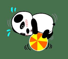 Bashful Panda sticker #2114386